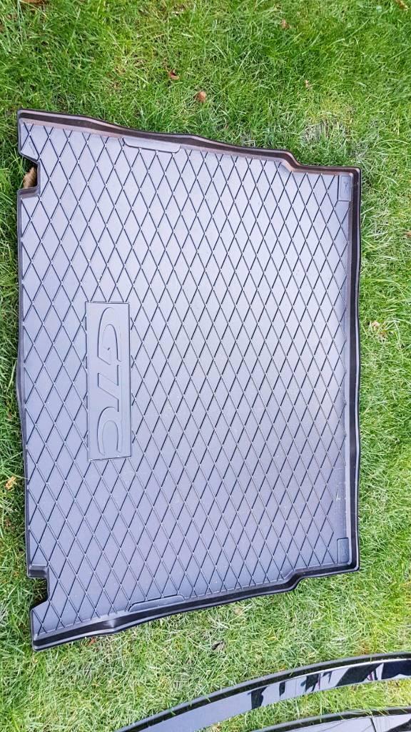 Astra gtc genuine boot mat