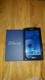 Samsung Galaxy S3 Boxed