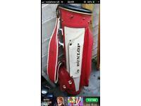 Vintage Golf Bag Dunlop