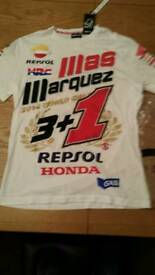 Honda marques tea shirt