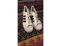 BRAND NEW Adidas Superstar UK 5.5