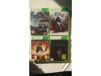 Xbox 360 Fantasy Game Bundle