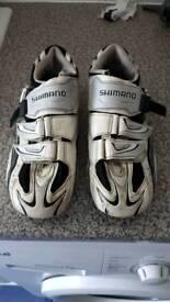 Shimano RO87 road shoes