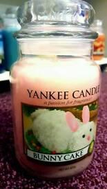 Lrg Yankee Candles