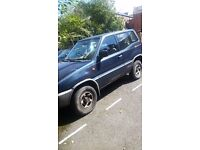 Ford maverick turbo 4x4/not Toyota Rav4/Nissan terrano 4x4