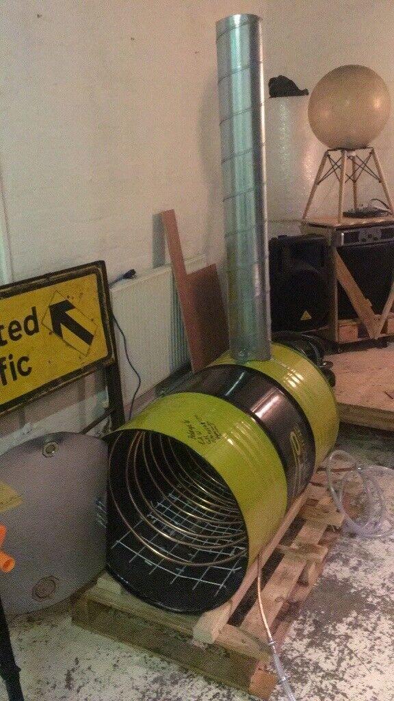 Diy Water Heater Boiler For Swimming Pool Wood Burner In Stratford London Gumtree