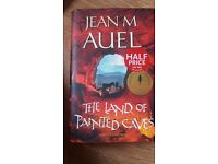 The land of the painted caves by Jean M Auel