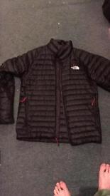 North Face Quince 800 Pro Coat, Size Medium
