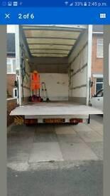 Loughborough removals services, sofa fridge freezer washing machine dinning table