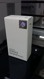 SAMSUNG Grand Prime plus/ 8 GB/ GOLD/ SEALED BOXED/ UNLOCKED with 1 Year Warranty