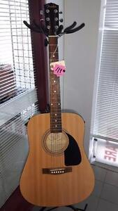 Fender acoustique avec sac de transport 0950816021 FA100