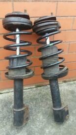 ***Vauxhall Corsa B Sxi Front Shruts & Springs Forsale***