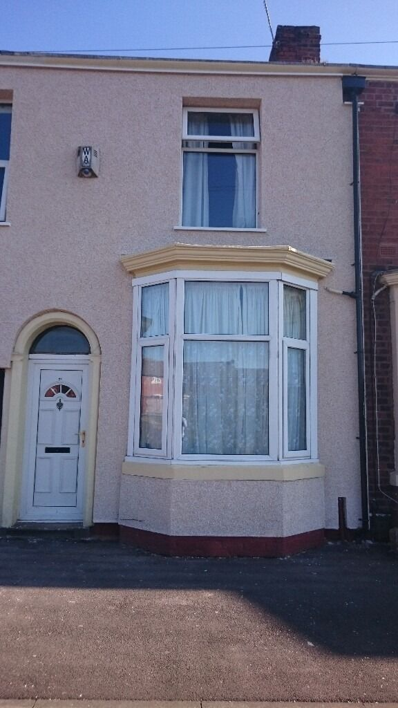 2 BEDROOM HOUSE TO LET/RENT PRESTON CITY CENTRE CLOSE TO UCLAN UNIVERSITY