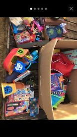 Joblot carboot s kids toys