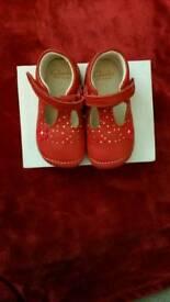 Bundle baby girl shoes.