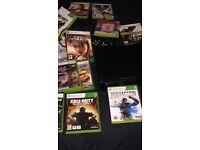 Xbox 360 and 21 games