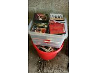 Hundreds of CDs and DVDs - Job Lot - £48 ovno