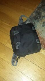 HP mini laptop/netbool and carrier bag