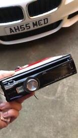 JVC KD-R521 CD player MP3 USB AUX Bluetooth