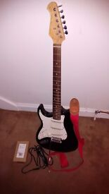 Electric Guitar left-hand