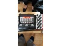 Digitech Bass Multi Effects