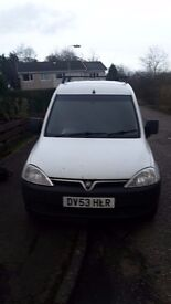 Vauxhall Combo 1.7 Swap or Sell