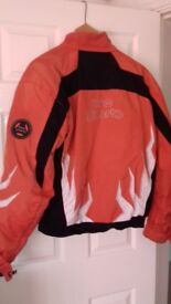 Hein Gericke Pro Sports Jacket.