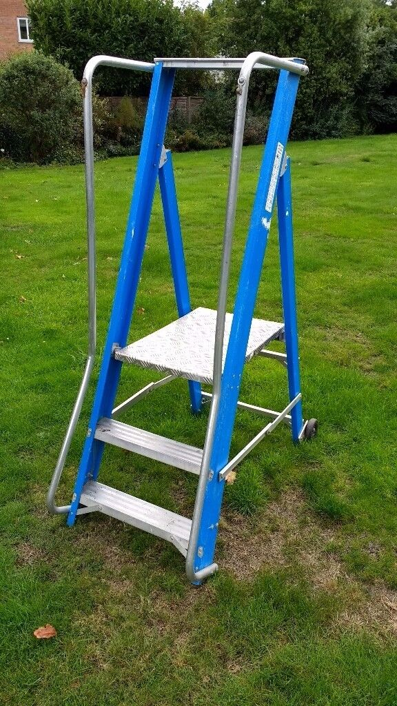 Electrician's Step Ladder