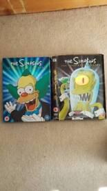 Simpsons season 11 & 14