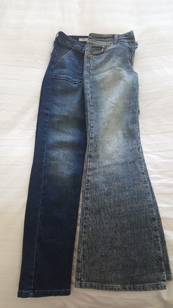 dea58670923f3 Mantaray and next jeans size 10