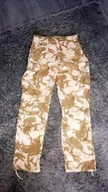 Combat trouser tropical desert PD