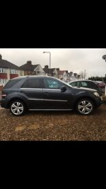 Mecedes ML350 for sale