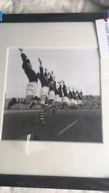 New Zealand Rugby team framed photo. £50