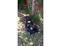 Brand new Lawnmower+Grass Trimmer