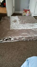King size bed throw