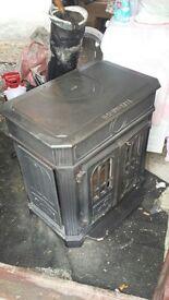 Coalbrookdale Severn stove Multi fuel burner