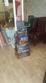 STAR WARS STORAGE BOXS