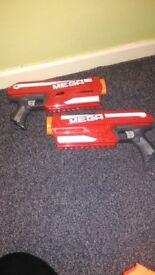 Nerf Mega magnus x 2