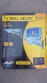 """TV Wall Mount- 13-17"""" or 33-43cm complete with original packaging"""
