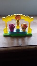 My little piny playskool toy. Excellent clean condition.