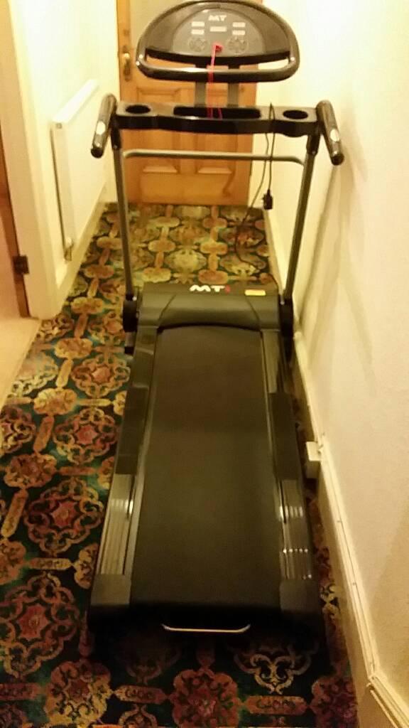 Treadmill electric
