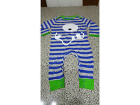 LILY & JACK romper / baby grow 6-9 Months. New for sale  Berkshire