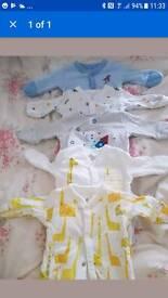 Baby clothes .. next