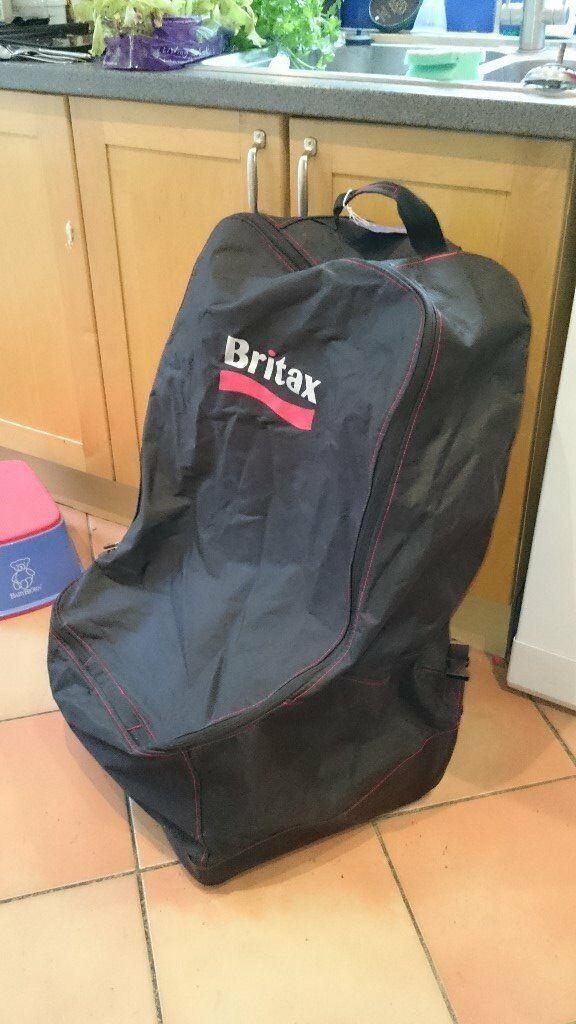 Britax Car Seat Travel Bag Great For Flying