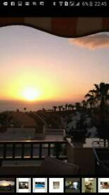 3 weeks xmas and new year Tenerife holiday apartment
