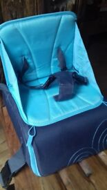 Booster baby seat