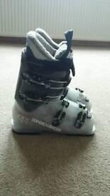 Junior nordica ski boots size 4-4.5