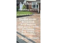 A JOHNSON BUILDING SERVICES