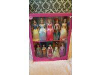 Disney princess dolls brand new in box