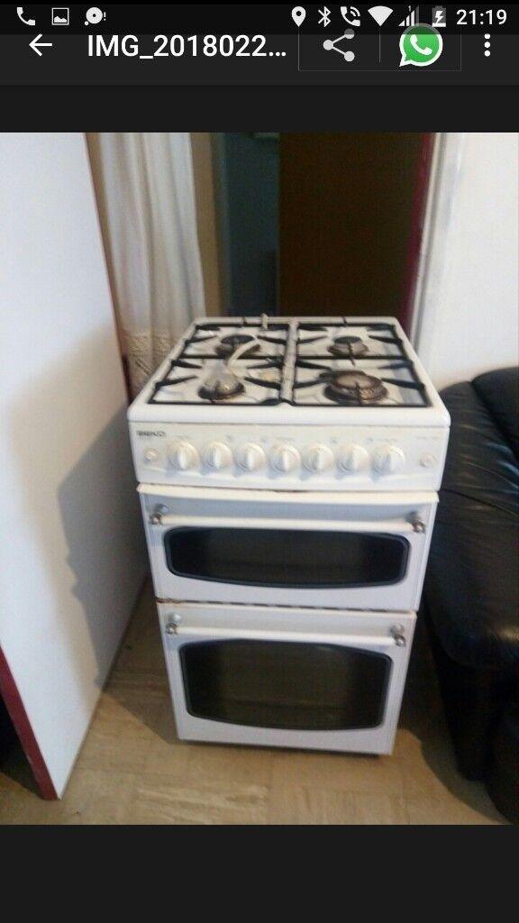 Beko dvg 9531 gas cooker